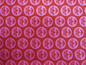 Anna Maria Horner Cotton- True Colors- Sealing Wax- Red Hot