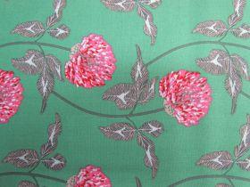 Anna Maria Horner Cotton- English Summer- Leaning- Jade