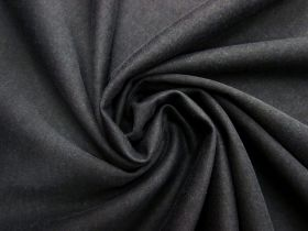 *Seconds* Retro Fleece- Washed Black #5099- Reduced from $11.95m