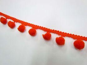 Large Pom Poms- Orange