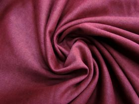 *Seconds* Retro Fleece- Cherry Maroon #5101- Reduced from $11.95m