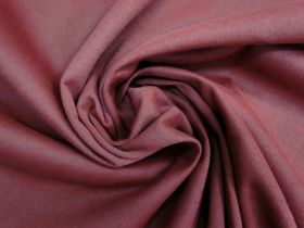 *Seconds* Retro Fleece- Marle Burgundy #5103- Reduced from $11.95m