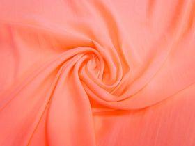 Peachskin Faille- Hot Coral #3197