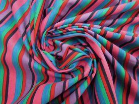 Bubblegum Bright Stripe Jersey #5105