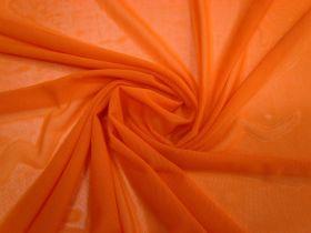 2-Way Stretch Mesh- Electric Orange #1271