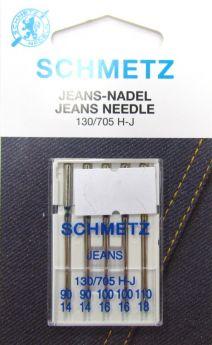 Schmetz Jeans Needles- Multi