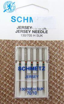 Schmetz Jersey Needles 70/10