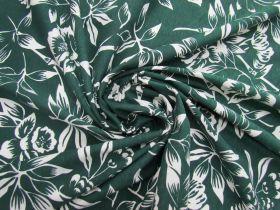 Natural Beauty Cotton Jersey- Green #5119