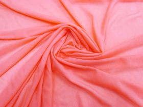 2-Way Stretch Mesh- Coral Pink #1331