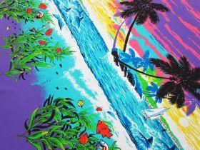 92cm Panel - Paradise Cotton Jersey #5124