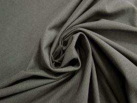 Australian Made Pique Jersey Knit- Cement Grey #5137