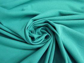 Australian Made Pique Jersey Knit- Fresh Teal #5140