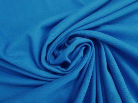 Australian Made Pique Jersey Knit- Bermuda Blue #5142