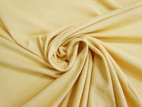 Australian Made Pique Jersey Knit- Maize #5144