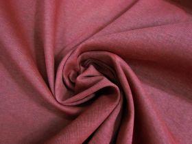 Retro Ribbed Knit- Maroon #5148