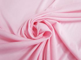 *Seconds* Lightweight Ribbed Jersey- Baby Pink #5152- Reduced From $9.95m
