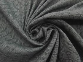 Rainy Day Spot Bengaline- Grey #5155