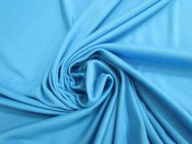 Soft Interlock Jersey- Aqua Blue #5165