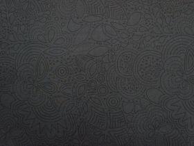 Alison Glass Cotton- Sun Print 2020- Stitched #8450- Night