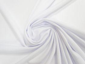 Honeycomb Knit Lining- White #3413