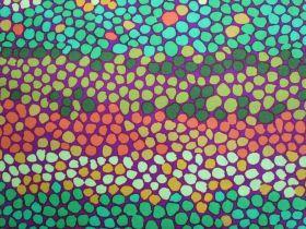 Brandon Mably Pebble Mosaic- Jungle