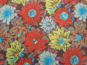 Philip Jacobs Cactus Flower- Brown