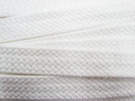 Heavy Woven Belting- Milk White #3451