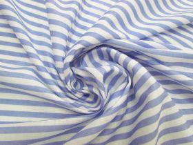 *Seconds* Soft Interlock Jersey- Lavender Stripe #5191- Reduced from $9.95m