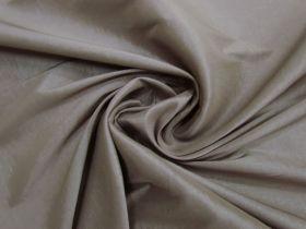 Lustrous Polished Bengaline- Taupe #1431