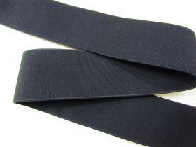 50mm High Density Elastic #009507- Black