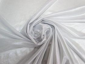 Foile Stretch Mesh- Silver #5208