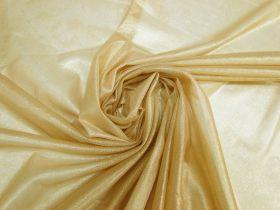 Foile Stretch Mesh- Gold #5207