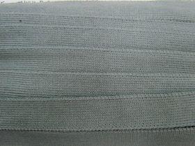 25mm Thick Rib Trim- Grey #3506