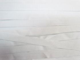 15mm Designer Grosgrain Ribbon- White #514