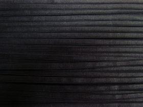8mm Lingerie Strap Elastic- Galaxy Black #517
