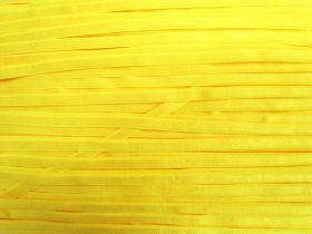 8mm Lingerie Strap Elastic- Sunshine Yellow #518