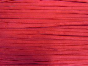 8mm Lingerie Strap Elastic- Scarlet Red