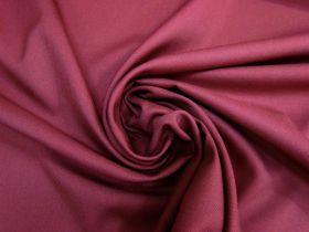 Twill Suiting- Rich Rhubarb #5213