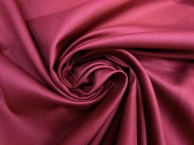 Twill Suiting- Mahogany Red #5214
