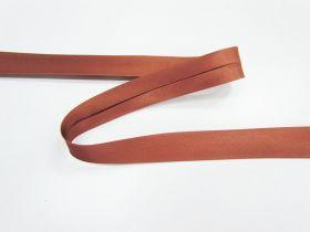 19mm Satin Bias Binding- Dark Copper #661
