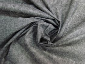 Iron-On Non-Woven Interfacing- Mottled Grey #5217
