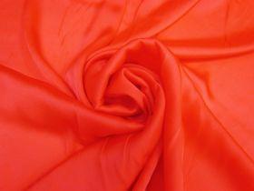 Satin Chiffon- Sweet Red #5232