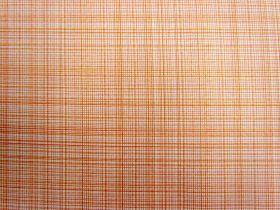 Seasons Change Check- Tangerine