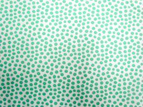 Seasons Change Freckles on White- Garden Room