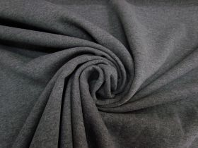 Cotton Blend Fleece- Autumn Grey #5255