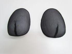 Designer Shoulder Pads- SP015 Black