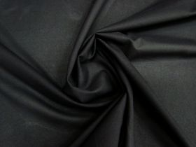 Lightweight Fusible Woven Interfacing- Black #4500