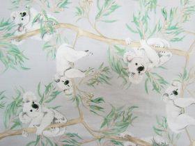 Gumtree Friends Cotton- Koalas #7118-C1
