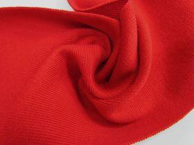 18cm Wide Ribbing- Red #3600