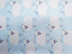 Baby Buddies Cotton- Sheep #0152